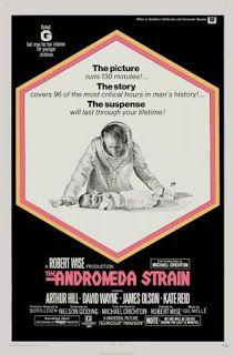Lev Stepanovich: WISE, Robert. La amenaza de Andromeda (1971)