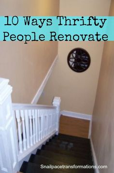 Renovating on a tight budget? Here are 10 ways to stretch your renovating dollars.   poshhome.info