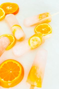 Get this sweet recipe for Citrus Stained Glass Popsicles straight from one of our LaurenConrad.com contributors
