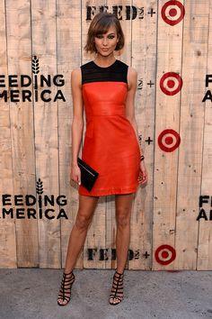 Las mejor vestidas de la semana - Karlie Kloss