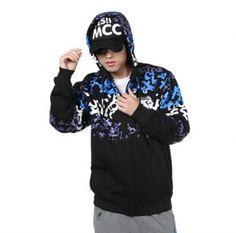 Hip hop cool sweatshirts for men plus size zip up hoodies Cool Sweatshirts For Men, Zip Up Hoodies, Adidas Jacket, Bomber Jacket, Plus Size Casual, Hip Hop Fashion, Autumn Street Style, Winter Wear, Black Hoodie