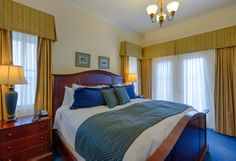 Another of the suite bedrooms at The Waring House. Superior Room, One Bedroom, House Rooms, Bedrooms, Cottage, Furniture, Home Decor, Decoration Home, Room Decor