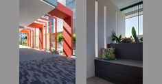 Nundah House   KO & Co Architecture Decor, Furniture, Room, House, Home, Room Divider, Stairs