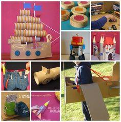 Idee per Giochi Montessori fai da te per bambini da 3 a 5 anni: facili per realizzare in casa giochi educativi con materiali di riciclo o con oggetti comuni
