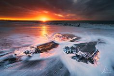 Ice and Fire by JingshuZhu66 #Landscapes #Landscapephotography #Nature #Travel #photography #pictureoftheday #photooftheday #photooftheweek #trending #trendingnow #picoftheday #picoftheweek