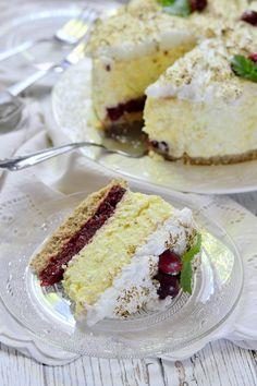 Majdnem három kívánság torta recept - Kifőztük, online gasztromagazin Vanilla Cake, Fondant, Cheesecake, Paleo, Gluten Free, Candy, Cooking, Cukor, Food