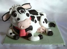 "Cow cake. ""Draw me like one of your French girls"""