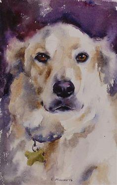 "Daily Paintworks - ""adopt209"" - Original Fine Art for Sale - © Katya Minkina"