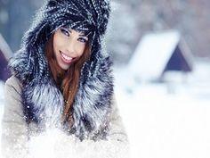 winter-snow-beauty-woman-smile-fashion