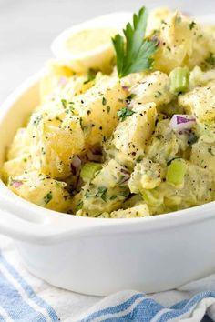 Easy All-American Potato Salad Recipe - Jessica Gavin