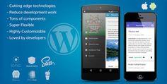 ionWordpress - Wordpress full Integrated mobile app