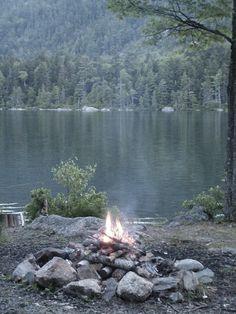 makes me think of lake james nc