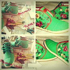 Mi zapatos nuevos