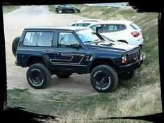 Nissan Patrol Gr Y60 Patrol Gr, Nissan Patrol, Four Wheel Drive, Jeeps, Rigs, Troll, Cars And Motorcycles, Offroad, Motors