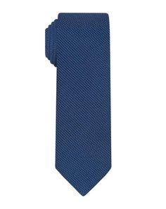 Blue Filolao Grenadine Skinny Tie