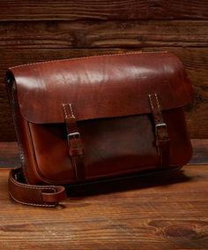 Horween Swiss Military Saddlebag  30 - Designing and crafting premium  leather goods since 1981 Vintage · Vintage Messenger BagMessenger ... 751313db00555