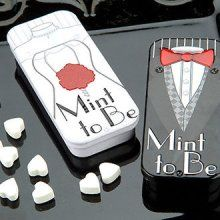 Mint to Be... Wedding Favors