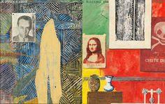 Whitney Museum of American Art: Jasper Johns: Racing Thoughts 1983 Floor 7 Robert Wilson Galleries Jasper Johns, Pop Art, Neo Dada, Wax Crayons, Robert Rauschenberg, Royal Academy Of Arts, Whitney Museum, American Artists, Art Google