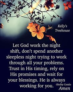 Positive Thoughts, Deep Thoughts, Quotes About God, Love Quotes, Good Prayers, Religion Quotes, Gods Timing, Let God, Night Shift