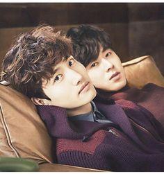 Changmin & Yunho
