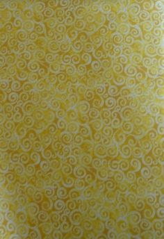 Cotton Fabric, Quilt Fabric, Home Decor,Clothing,Yellow, Swirls, Daffodil, Hoffman of CA., Fast Shipping https://www.etsy.com/shop/suesfabricnsupplies