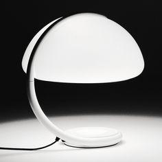 lampada serpente - Martinelli Luce
