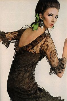 photo by Bert Stern for Vogue 1965