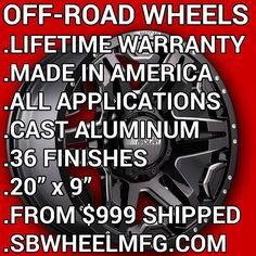 Take a second and check out www.sbwheelmfg.com and www.nascarwheels.com  to see how the only wheel manufacturing plant in the USA operates. #MADEINUSA