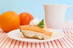 WINNER Jell-O Recipe Contest: Orange Creamsicle Cheesecake #yum #desserts #delicious