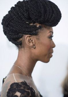 #twists Kinky Curly Relaxed Extensions Board