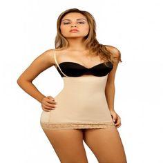 Vedette 108 Body Shaping Skirt Fajas Slip >>> For more information, visit image link.