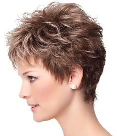 Zest by Eva Gabor Wigs Zest by Eva Gabor Wigs Cute Hairstyles For Short Hair, Short Hair Cuts For Women, Trending Hairstyles, Short Curly Hair, Bob Hairstyles, Curly Hair Styles, Pixie Haircuts, Wavy Pixie, Teenage Hairstyles