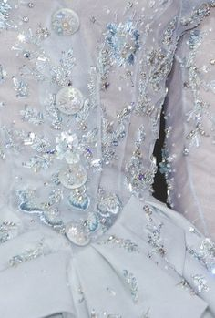 queenbee1924:  kary1954:  Ice Blue!  Christian Dior Spring 2010