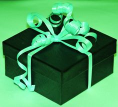 Gift wrap your purchase One Black Box with by winecharmersandmore,