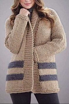 Knitting Daily, Knitting Stiches, Knitting Patterns, Chrochet, Knit Crochet, Knit Fashion, Womens Fashion, Sweaters For Women, Pullover