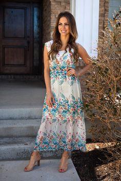 Spring Dress {Jane Deals}