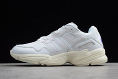 new products 766a1 1129e New Release adidas Yung-96 Cloud White Crystal White Adidas Sneakers,  Cloud, Adidas