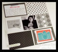 #PLxSU  Project Life by Stampin' Up