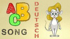 ABC-Lied Deutsch - Alphabet lernen durch Mitsingen. Lernspiel spielend und singend Buchstaben lernen