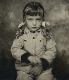 Little Sharon Tate (Debra Tate's Archive)