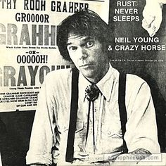 Neil Young - October 1978