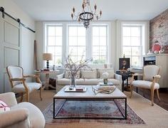 Coffee table, sofa, chairs