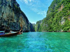 タイ ピピ島 シュノーケリンング