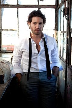 Stan - Edge of the Enforcer - actor Edgar Ramirez -  Zero Dark Thirty