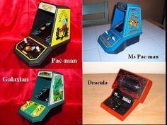 Mini Pac Man and friends..