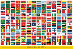 Discover the national flags of the world in 'Atlas of Adventures Activity Fun Pack' by Lucy Letherland.