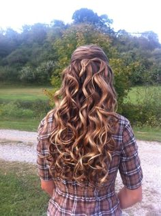 Tremendous 1000 Images About Homecoming Styles On Pinterest Homecoming Hairstyle Inspiration Daily Dogsangcom