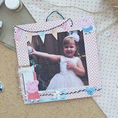Подвесная рамочка для фото со Свинкой Пеппой Разме�...