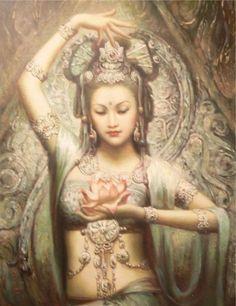 Méditation de Kuan Yin