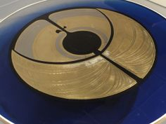 Armand Jonckers at Sebastian + Barquet, acid-etched and engraved brass and resin table, 1980